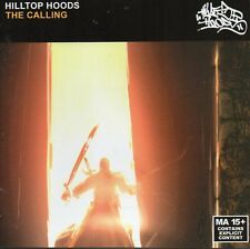 HILLTOP HOODS - THE CALLING CD 17 TRACKS 2003 AUS HIP HOP ORIGINAL