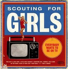 Scouting for Girls - Everybody Wants to Be on TV [New & Sealed] CD