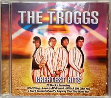 The Troggs (Reg Presley) - Greatest Hits  (CD 2010)