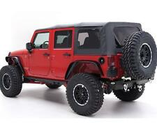 2010-17 Jeep Wrangler Unlimited Smittybilt Replacement Soft Top & Tinted Windows