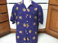Monster dot com career website RARE Hawaiian shirt XL 2004 Achievers trip