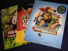 REWE Unser Deutschland, Unsere Erde, Unsere Wunderwelt - 20 Sticker aussuchen