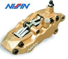 Etrier de freins avant Droit Moto Racing 6 piston OR  + 2 plaquettes Nissin