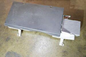 VOLVO V70 XC70 MK3 08-12 PREMIUM SOUND SYSTEM AMP & SUBWOOFER WOOFER 31300038
