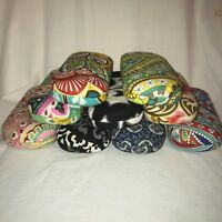 Vera Bradley Mini-Clamshell Glasses Case - Multiple Patterns - New