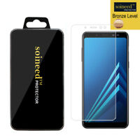 SOINEED Tempered Glass Screen Protector For Samsung Galaxy A8 2018 5.6""