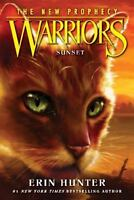Warriors: The New Prophecy #6: Sunset [ Hunter, Erin ] Used - Good
