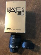Nikon AF-S Nikkor 24-85mm G (IF) f/3.5-4.5 ED Zoom-Objektiv