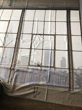 "New York City Large Window Wall Drape Panel  108"" X 96"""