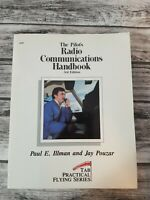 THE PILOT'S RADIO COMMUNICATIONS HANDBOOK (TAB PRACTICAL By Paul E. Illman & VG