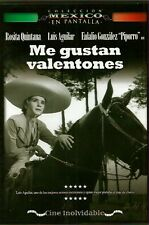 Me Gustan Valentones 1958 DVD NEW En Pantalla Eulario Gonzalez Piporro SEALED