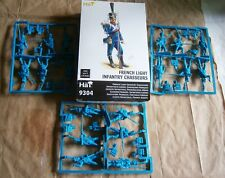 1-32 HAT FRENCH LIGHT INFANTRY CHASSEURS FANTERIA WATERLOO IN SPRUE NUOVA AIRFIX