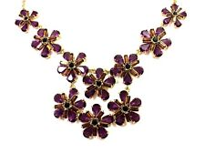 Kate Spade To the Nines Bib Necklace NWT Amazing Design & Intricate Gems!