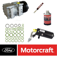 03-07 6.0L Ford Powerstroke Diesel OEM Complete AC Compressor Kit (3757)