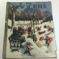 The New Yorker February 26 1955 Full Magazine/Theme Cover Arthur Getz
