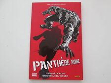 PANTHERE NOIRE N°3 L'HOMME LE PLUS DANGEREUX DU MONDE TTBE/NEUF