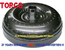 A604 41TE A470 torque converter - 1989 to 2005 with 2.0L 2.2L 2.4L 2.5L 3.0L