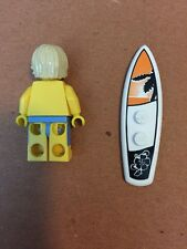 Lego Mini Figure Series 2 Surfer