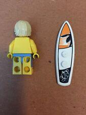 Lego Mini Figure Series 2 Surfer