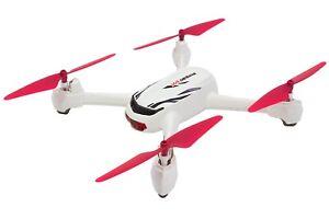Hubsan X4 Desire Quadrocopter - RTF-Drohne mit HD-Kamera, GPS, Akku und Ladegerä