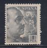 ESPAÑA (1949) NUEVO SIN FIJASELLOS MNH - EDIFIL 1056 (1 pts) FRANCO - LOTE 3