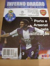 06/12/2006 Porto Arsenal V [Liga de Campeones] (inereno Dragao (cualquier observa problema).