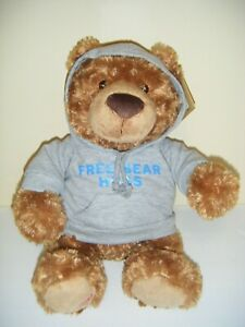 GUND Little Brown Bear Bloomingdales 2016 Plush Stuffed Teddy Bear
