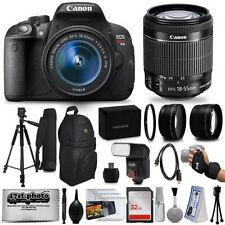 Cámaras digitales Canon EOS con conexión HDMI