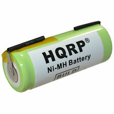 HQRP Battery for Braun Oral-B 3738, 3745, 3761, 3762, 4736, 5000