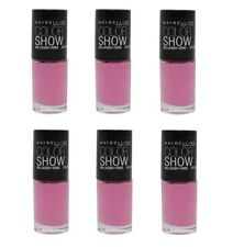 Maybelline Colorshow Nail Polish, 260 Chiffon Chic CHOOSE YOUR PACK