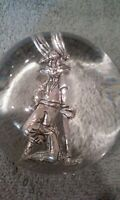 "Vintage Bugs Bunny ""Heavy Plastic Paperweight"