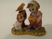 Royal doulton figure A1235 Jody's dream keeper home is where the heart is