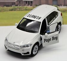 Wedding Day Car Gift Personalised Name Page Boy Usher BMW Toy Car Present Boxed