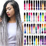 60cm Wig Ombre Synthetic Jumbo Braiding Africa Hair Afro Twist Braid Hairpieces