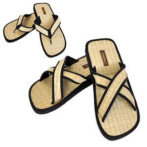 Cinnea® NATUR Wellness Binsen Zimt-Latschen gegen Hornhaut Fußgeruch Gr. 36-47