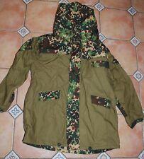 "Original Russian Spetsnaz Mountain Camo Suit(Jacket&Pants)""KASKAD""Size 52-54/5-6"