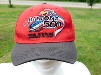 Vintage 1998 40th Daytona 500 Nascar Winston Cup Series Snapback Hat Cap Racing