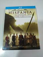 Hispania La Leyenda Primera Temporada 1 Completa - 3 x Blu-ray Español