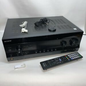 Sony STR-DN1030 7.2 Channel Receiver w/ Apple Airplay, Remote Control +Extras