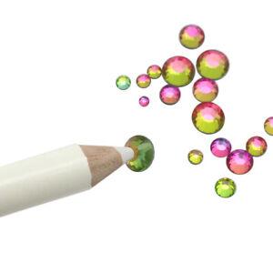 2Pcs/1Set Picking Tools Special Picker Pencil Pen Rhinestone and hot fix BeaCARZ