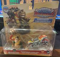 Skylander's Superchargers / Amiibo Donkey Kong Barrel Blaster Vehicle