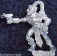 1990 Dark Elf MM73/5 A Marauder Assassin Shadowblade Drow Warhammer Army AD&D GW