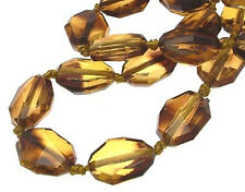 Beaded Necklace chunky plastic bead design IAS100