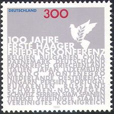 Germany 1999 Peace Conference/Dove/History/Birds/Animation 1v (n29530)