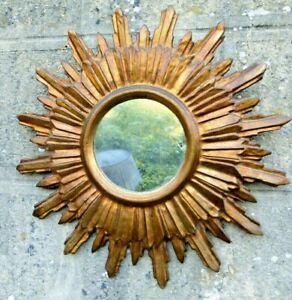 miroir sorciere soleil vintage