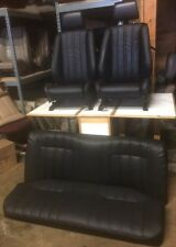 BMW e30 325i 318i New Sport Seats Set For IS & I 1982-92 in Black  $1800