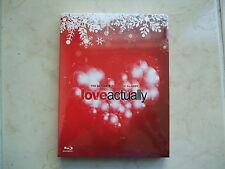 Love Actually (2016, Blu-ray) Full Slip Scanavi Edition / Uncut