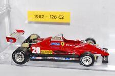 Model Ferrari 1:43 Ferrari F1 126 C2 Pironi 1982