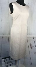 CC COUNTRY CASUALS SIZE UK 12 PETITE PINK Shift DRESS, Wedding Guest