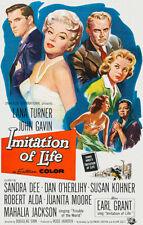 Imitation Of Life - 1959 - Movie Poster